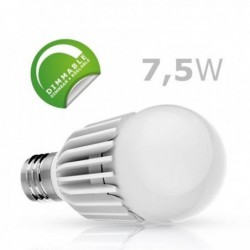 LED-lamp E27 10W Warmwit