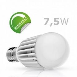 LED-lamp E27 10W Warmwit
