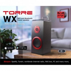 Torre WX WiFi & Bluetooth...