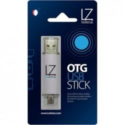 LeSenz OTG - USB-stick - 64 GB