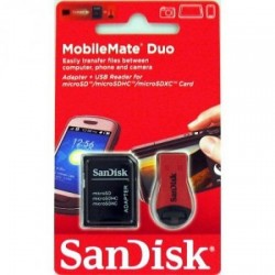 Sandisk Mobilemate Duo +...